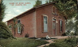 Home of Jesse James