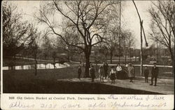 Old Oaken Bucket at Central Park