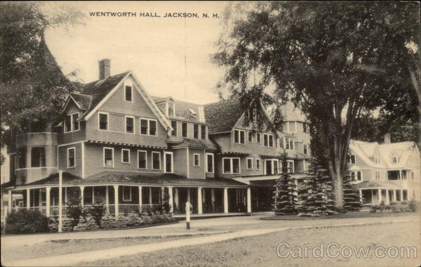 Wentworth Hall Jackson Nh