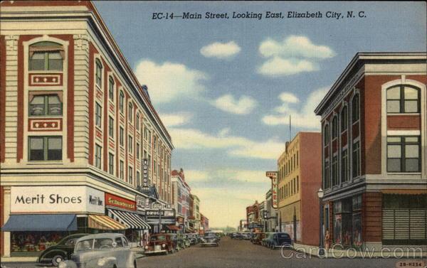 Elizabeth City Nc Downtown Restaurants