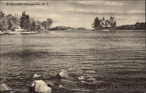 View of Echo Lake