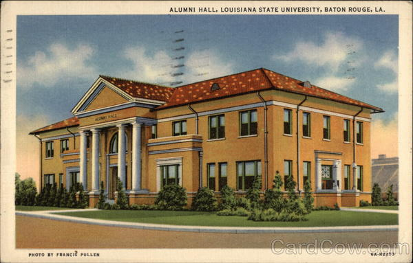 Alumni Hall, Louisiana State University Baton Rouge