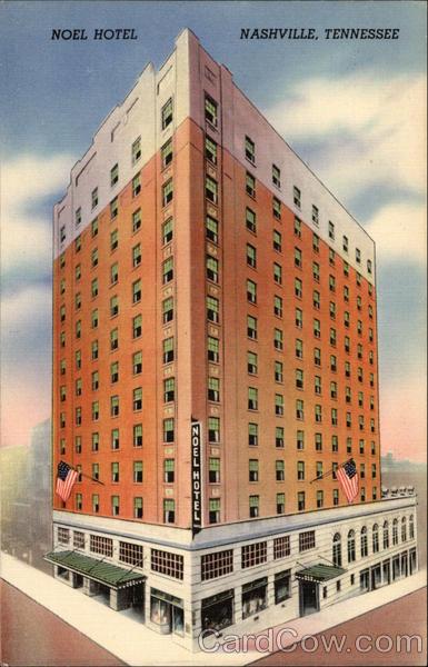 Noel Hotel Nashville Tn
