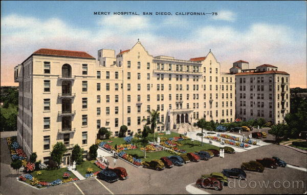 Mercy Hospital San Diego California