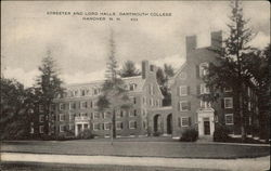 Streeter and Lord Halls at Dartmouth College