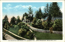 The Mountain View House, HS Sanborn, Proprietor
