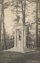 The Temple - The Augustus Saint-Gaudens Memorial