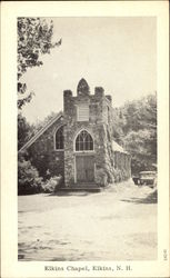 View of Elkins Chapel