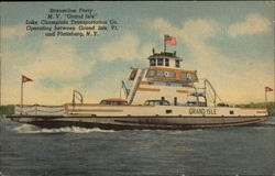 Streamline Ferry M.V. Grand Isle