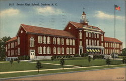 Senior High School Postcard