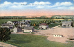 State Training School Postcard
