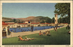 Loughton Hot Springs and Swimming Pool