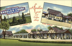 Randles Court and Coffee Shop