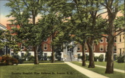 Twomey Hospital on West Calhoun Street