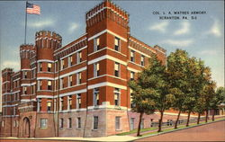 Col. L. A. Watres Armory