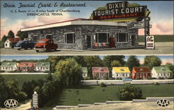 Dixie Tourist Court & Restaurant