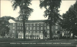 Morgan Hall. Residence for Men. Dickinson College