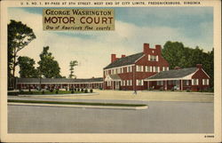 George Washington Motor Court