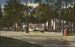 Whispering Pines Hotel and Cottages