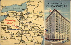 Lycoming Hotel