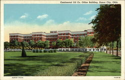 Continental Oil Co., Office Building