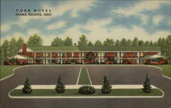 York Motel, 6287 Pearl Road