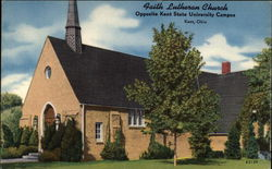 Faith Lutheran Church - Opposite Kent State University Campus