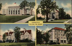 Connecticut College for Women Campus