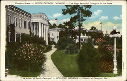 Campus Scene, South Georgia College - The Pride of South Georgia