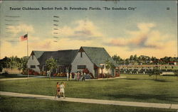 "Tourist Clubhouse at Bartlett Park - ""The Sunshine City"""