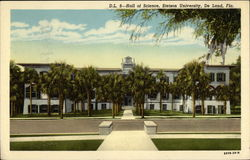 Stetson University - Hall of Science