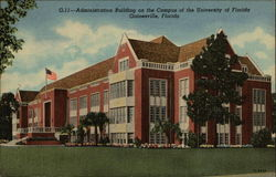 Administration Building on the Campus of the University of Florida