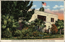 Rosicrucian Fellowship - Administration Building