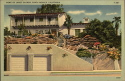 Home of Janet Gaynor