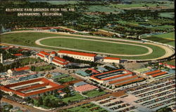 State Fair Grounds from the Air