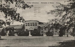 Crosby Laboratory at the University of Maine