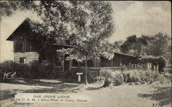 Oak Grove Lodge on US 40
