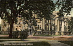 Galesburg High School