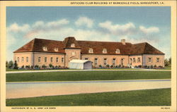Officers Club Building at Barksdale Field