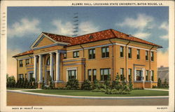 Alumni Hall, Louisiana State University