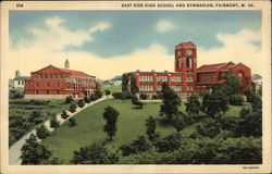 East Side High School and Gymnasium