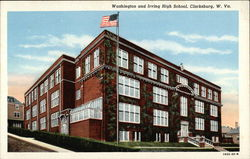 Washinton and Irving High School