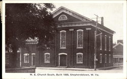 M.E. Church South, Built 1868