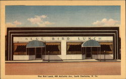 Blue Bird Lunch, 408 McCorkle Avenue