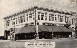 Hill's Cafeteria and Soda - Westbury Corner