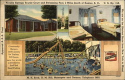 Pocalla Springs Tourist Court and Swimming Pool