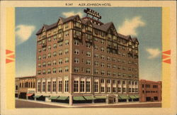 Alex Johnson Hotel