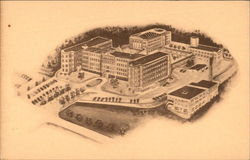 St. Mary's Hospital School of Nursing & Marathon County Isolation Hospital