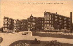 St. Mary's Hospital and School of Nursing