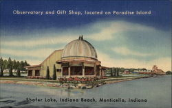 Observatory and Gift Shop, located on Paradise Island